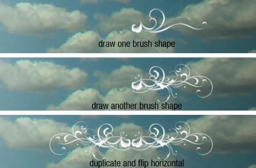 Создание красивой и драматичной сцены