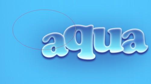 Аква-обои в Фотошоп