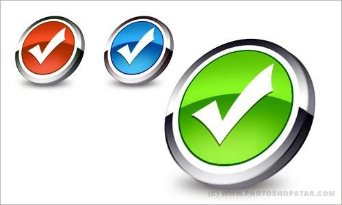 Стильные иконки для сайта или мультимедиа презентаций