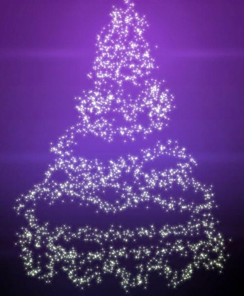 Создаем Рождественскую елку в Фотошоп