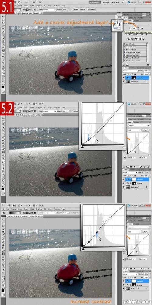 Радикальное улучшение затемненных фотографий менее чем за 5 минут