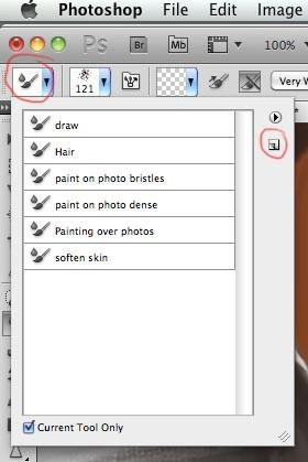 Превращение фотографии в живопись