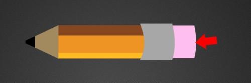 Создаем реалистичный карандаш