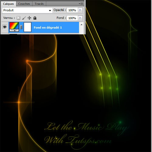 Абстрактная скрипка