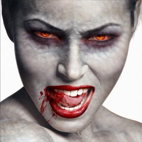 Укус вампира
