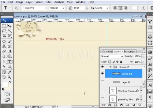 Рисуем шаблон для блога на WordPress