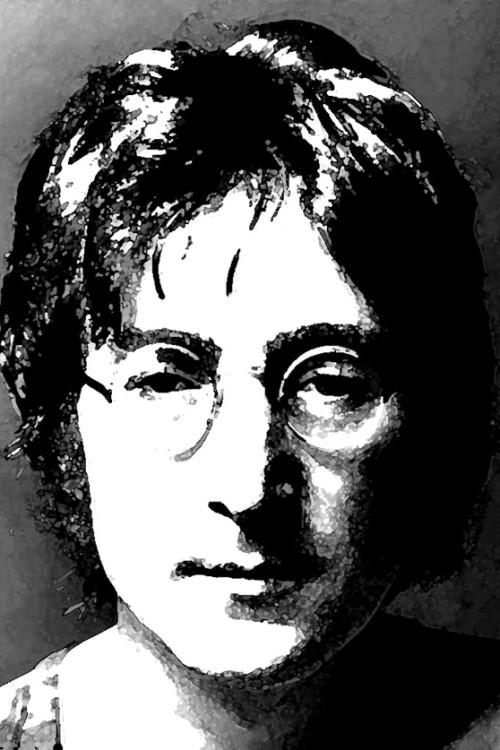 Красочный портрет в стиле «Гранж»