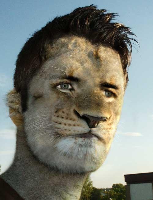 Человек-лев