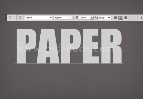 Текст из бумаги