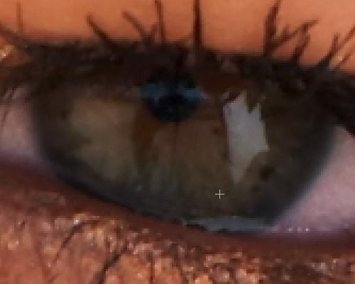 Профессиональная ретушь глаз