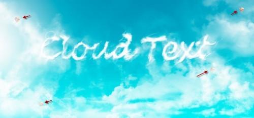 Текст из облаков