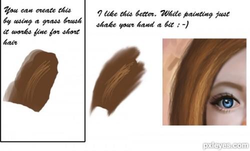 Техника смешивания цветов при рисовании