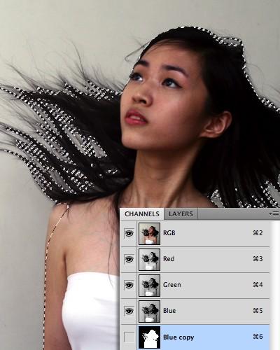 Пять способов быстрого выделения в Photoshop