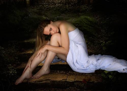 Фотоманипуляция «Одиночество»