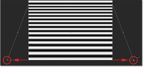 Эффект отражения на воде в Photoshop CS6