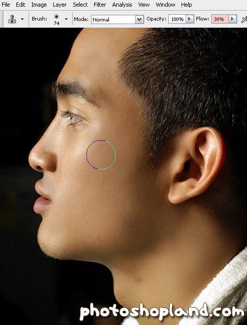 Профессиональная ретушь кожи в Фотошоп