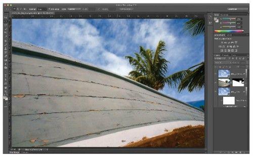 Улучшаем качество фотографии в Фотошоп