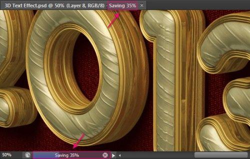 Фоновое и автоматическое сохранение в Фотошоп CS6