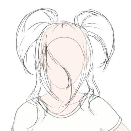 Причёски в стиле аниме