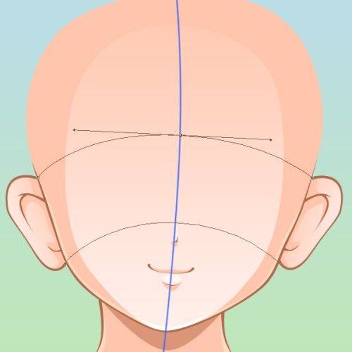 Рисуем и раскрашиваем глаза в аниме