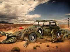 Создаём экзотический «Крокомобиль»
