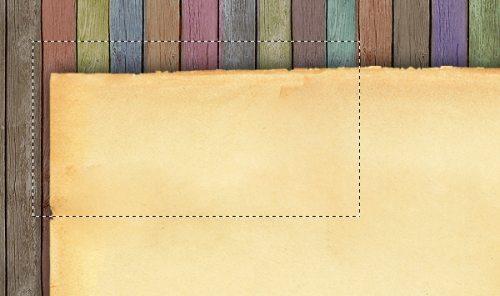 Текстурированный макет сайта
