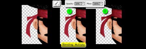 Рисуем пирата в Фотошоп