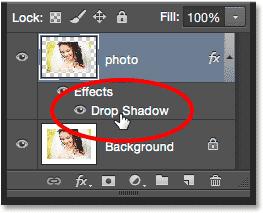 Рамки и границы в Photoshop
