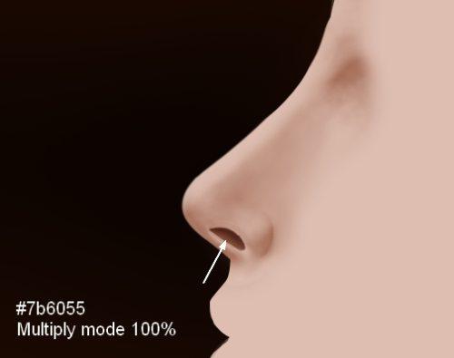 Рисуем фантастический портрет