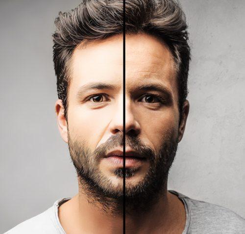 Имитация рисунка в Photoshop