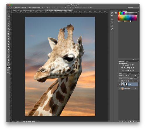 Как удалить фон в Photoshop