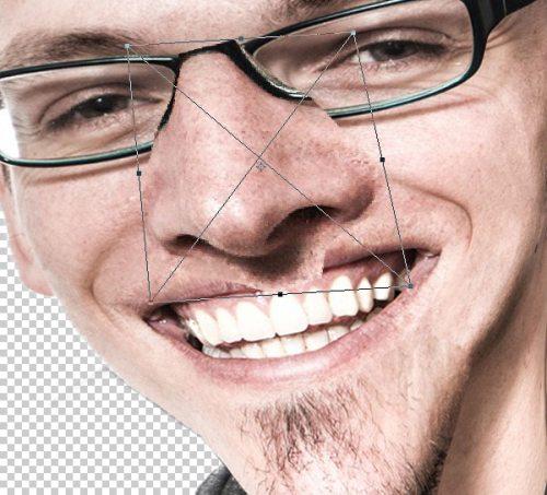 Карикатура в Photoshop