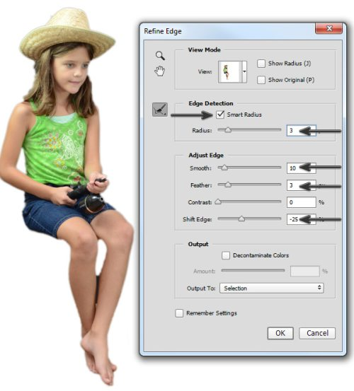 Photoshop для детей – мини я